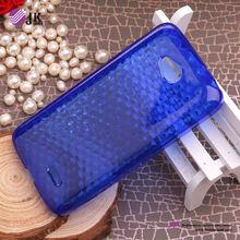 Hot sell mobile phone diamond tpu case for Alcatel ot5020