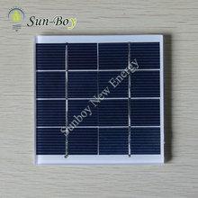 Polycrystalline 1.5 Watt Solar Panel
