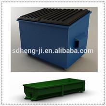 stainless steel skip bins / metal skip bins / scrap skip bins