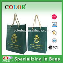 2014 fashional Non-Woven Wine Bag ,non woven wine bag fashional