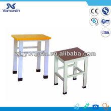 Hospital wood square stool YXZ-024