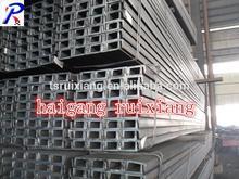 channel steel specifications /u-shape steel channels
