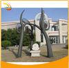 Stainless Steel Sculpture Abstract Metal Sculpture Modern Abstract Sculpture