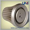 UNI40001 custom OEM drawing high pressure aluminum die casting parts for led radiator