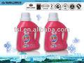 detergente de lavandería líquido ingredientes principales