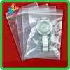 Yiwu China medium density polyethylen bag with reclosable zip