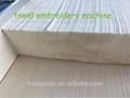 Alta qualidade a baixo custo toalha de mão máquina de bordar