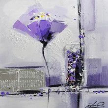 2014 handmade abstract paintings with description of painting