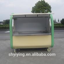 2014 YiYing YY-FR220A food cart of Swiss Beef Steak /food truck/food van