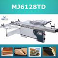 muebles de shandong máquina de las hojas de doble aserradero para la venta mj6128td