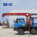 8 toneladas caliente vender hidráulica grúa de camiones para la venta en dubai fabricante de construcción con el certificado del ce sq8sa3