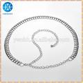 diamantes de imitación de metal de la correa de metal de moda correa de la placa