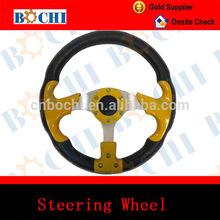 pvc steering wheel for universal car