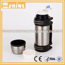 THERMAL MUG Eco-Friendly,Stocked Feature and CE / EU,CIQ,EEC,FDA,LFGB,SGS Certification vacuum flask & coffee mug with holder