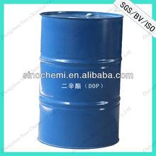 PVC Industry raw material Plasticizer chemicals dop plasticizer korea