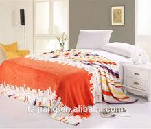 100%polyester polar fleece/anti pilling polar fleece fabric/cheap polar fleece blanket