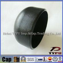 Allemand STANDARD de tuyaux en acier au carbone raccord CAP
