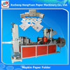 Paper Folding Machine Processing Type and Paper Napkin Machine Product Type Z Fold Paper Machine 0086-13103882368