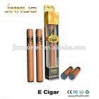high-end best e-cigar 1800 puffs disaposable e-cigar