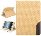 PU case for iPad Mini2 leather case for ipad mini