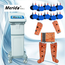 3 in 1 pressotherapy machine with EMS & Infrared