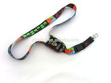 customized fashion promotional mobile phone lanyard