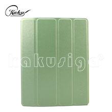 KAKU 4 folds Magnetic Tablet Cover soft gel case for mini ipad