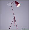 Large moderm crystal floor lamp