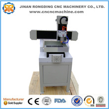Hot model cnc metal engraving machine/desktop cnc mill