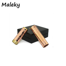 2014 new product full mechanical battery mod vanilla copper mod electronic cigarette