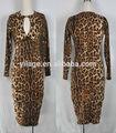 kadın seksi mayo uzun kollu streç bodycon kalem midi elbise ma02