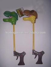 toy pincher / dinasaur head pincher / pincher toy