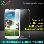 2.5D Ultra Thin Premium Explosion-proof Anti-scratch Samsung Galaxy S4 i9500 Tempered Glass Screen Protector Film, 0.3mm