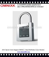 OMNIXK BRAND NEW digital lock electronic fingerprint padlock P-3011