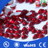 popular garment accessory glue on acrylic rhinestone