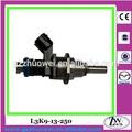 Auto piezasdelmotor inyector automático, inyector de combustible para mazda cx-7 l3k9-13-250, l3k9-13-250a