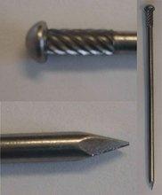 "6"" screw nails"