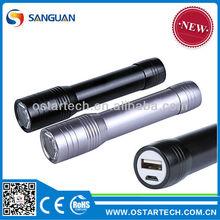 China Supply 18650 Power Bank Case LED Flashing P88-C