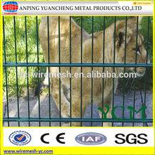 Modern 8x8 Iron Wire Garden Galvanized Steel Cheap Fence Panels