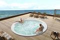 Wanne für behinderte; alte menschen badewanne; whirlpool im freien; whirlpool;( ce, tÜv)