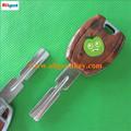 Allgood bmw schlüsselrohling bmw holzfarbe schlüssel shell 4-Spur bmw-remote-key