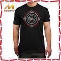 Barato por atacado de alta qualidade e moda novo modelo de algodão penteado preto liverpool t- camisa para homens