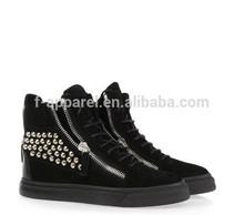Latest popular men brand sneakers