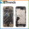 Hot Selling Black White Metal Middle Plate Assembly for iPhone 4
