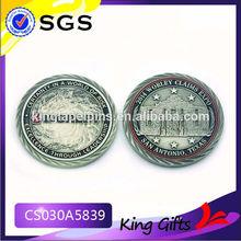 enamel signs cheap custom token coins with beautiful logo
