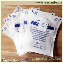 Dental Nitinol ArchWires/Super Elastic Orthodontic Niti Reverse Curve Arch Wire