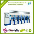 Full automático de sola de sapato máquina de moldagem/eva sandálias e chinelos de injeção máquina de moldagem
