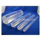 Quartz glass color rods in high quality/Fused quartz fiber rod