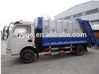 Low price New ISUZU 3ton compactor garbage truck 4m3 isuzu forward trucks for sale