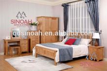 301 American Solid white oak blanket box/ bedroom furniture